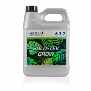 Solo-Tek Grow Liquid Fertilizer