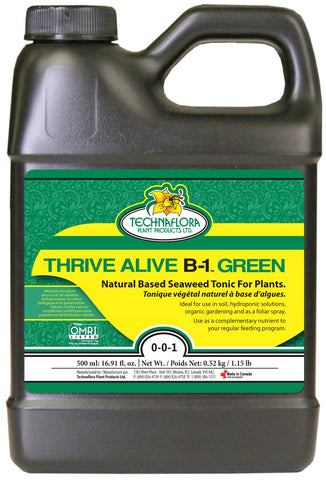 Thrive-Alive B1 Green
