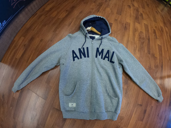 Animal Deck Hoodie Small