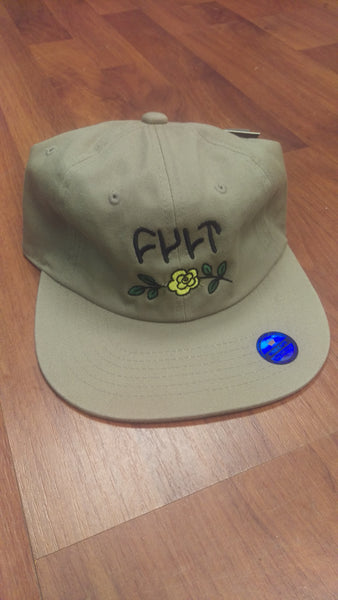 Cult Flower Hat