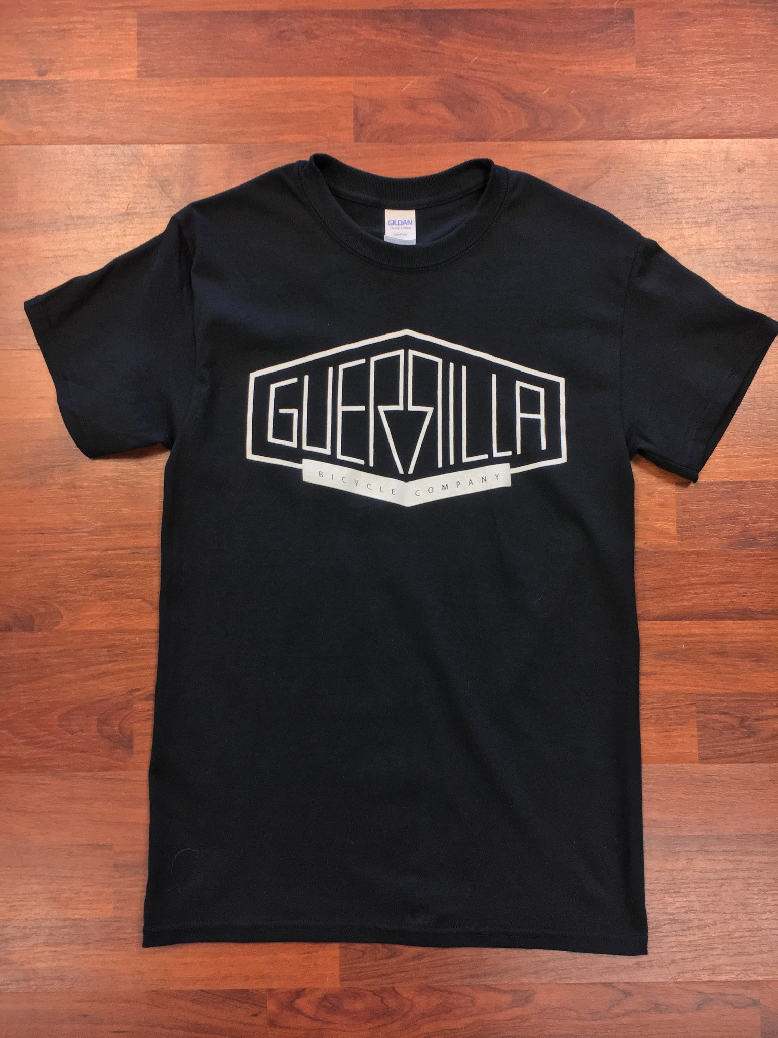 Guerrilla Black T-Shirt