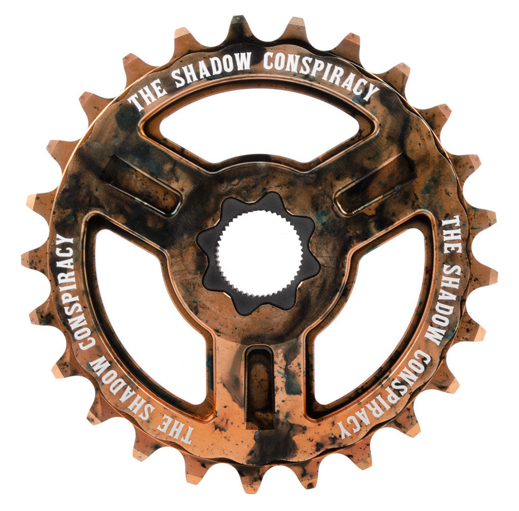 Shadow Conspiracy Motus Spline Drive Sprocket 19 mm