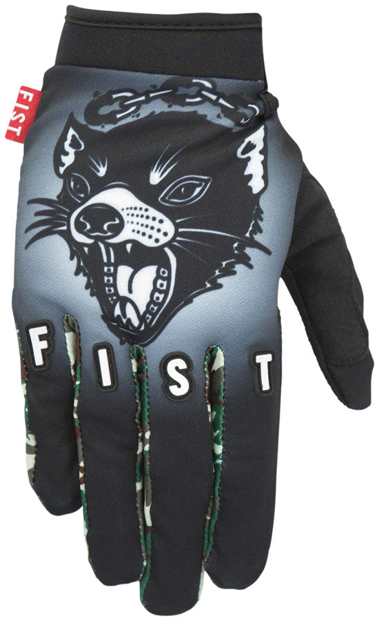 Fist Hand Wear Gloves Van Demon
