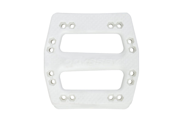 Odyssey OG/PC pedal bodies White