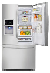 Crosley Fridge BFFD 27 Cu Ft w/ Dispenser