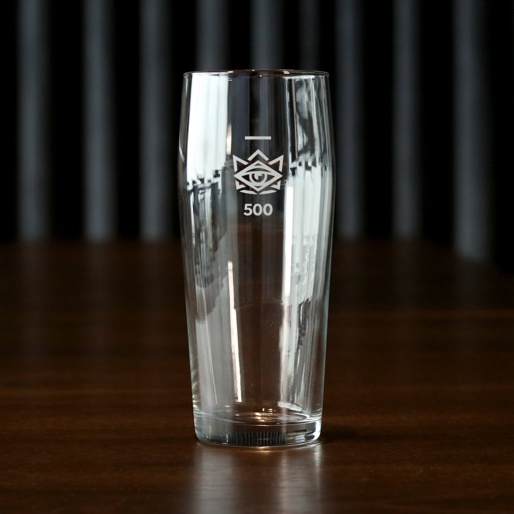 500ml Pint Glass