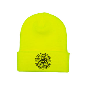 Logo Toque – Yellow