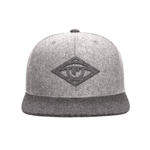 Wool Eye Hat