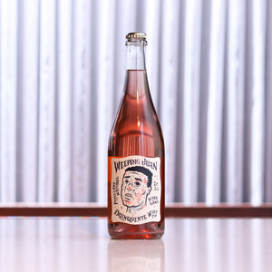 "750ml Delinquente ""Weeping Juan"" Pink Pétillant Naturel"
