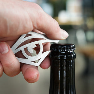 """Eye Opener"" Bottle Opener"