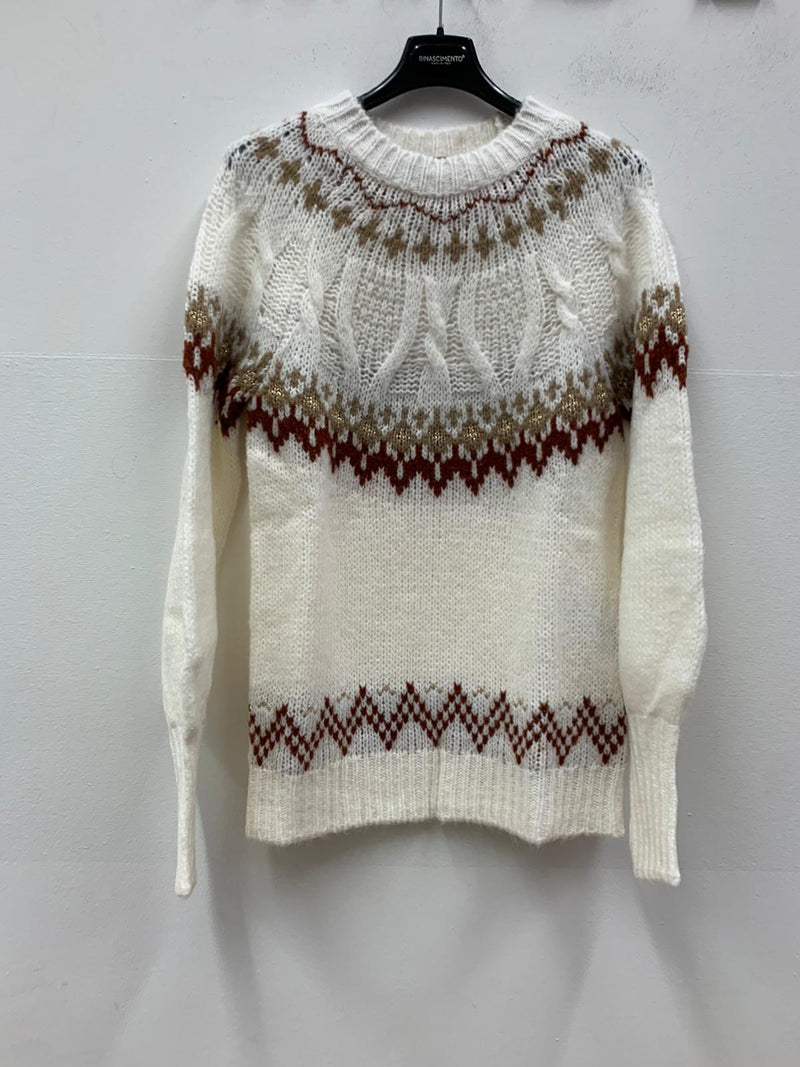 Outfit 92 - Wintercharm Pulli