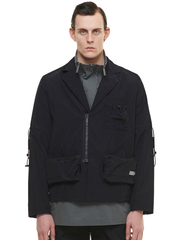 """FM-2030"" Utility Pouches Tailor Jacket"