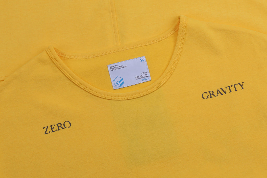 "18SS ""ZERO GRAVITY"" CHEMICAL FORMULA TEE"