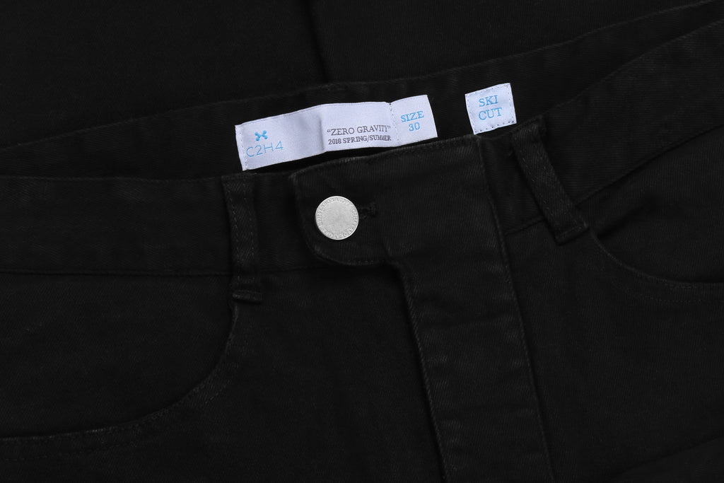 "18SS ""ZERO GRAVITY"" UTILITY DROP-CROTCH PANTS"