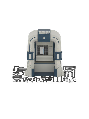C2H4® Human Data Storage - ATM Machine