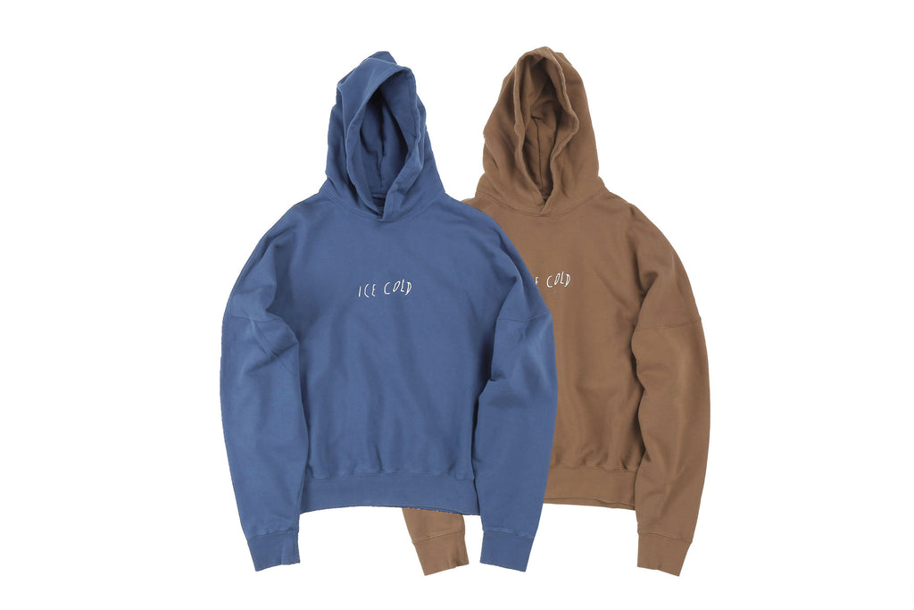 "16SS ""ICE COLD"" HOODIE"