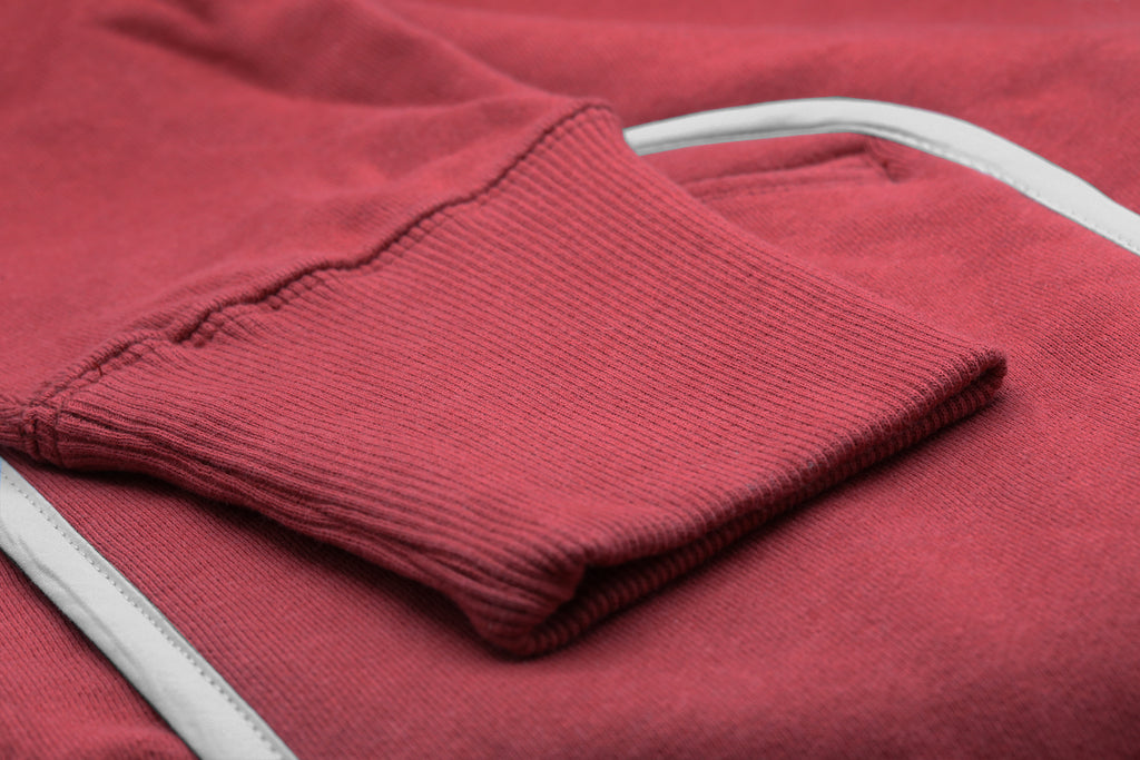 "18FW ""SYSTEM ON CARBON"" DATA CABLE CREWNECK"