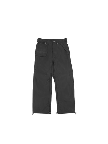 "18FW ""SYSTEM ON CARBON"" Human Tech Specs Technical Pants With Utility Pockets"