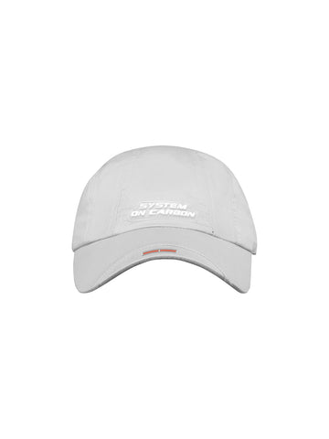 "18FW ""SYSTEM ON CARBON"" Mental Toxicity Panel Cap"