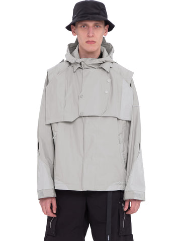 """Neonaissance"" Vest Layered Tactical Waterproof Windbreaker"
