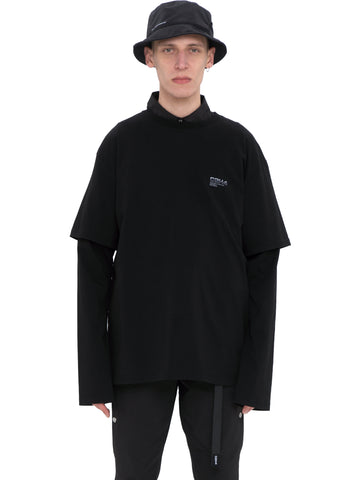"""Neonaissance"" Double Layered Long-sleeve T-shirt"