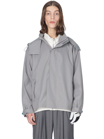 """Post Human Era"" MTRO Waterproof Windbreaker"