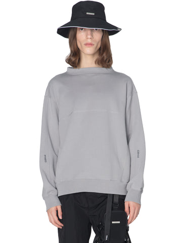 """Post Human Era"" OPRA Mock Neck Sweatshirt"