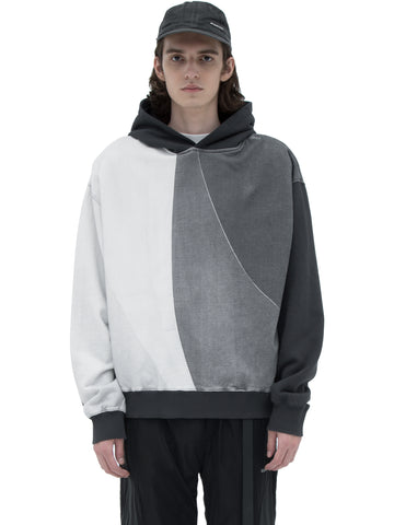 """Filtered Reality"" Arc Sculpture Print Hoodie"