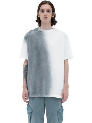 """Filtered Reality"" Sprayed T-shirt"