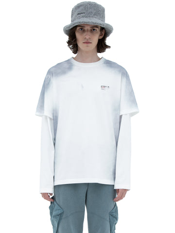 """Filtered Reality"" Double Layer Long-sleeve T-shirt"