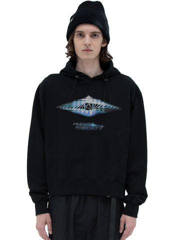 """Filtered Reality"" MEC Logo Hoodie"