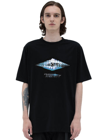 """Filtered Reality"" MEC Logo T-shirt"