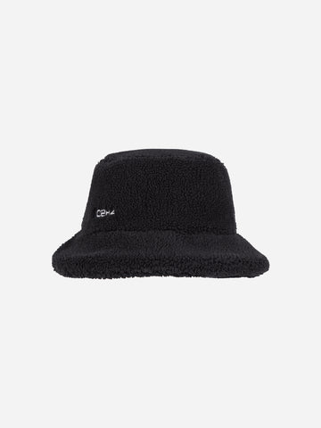"""Filtered Reality"" Fleece Bucket Hat"
