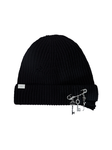 """My Own Private Planet"" Debris Beanie Cap"