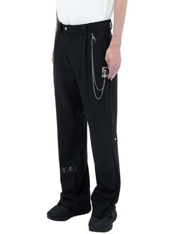 "C2H4® X MASTERMIND JAPAN ""C-MASTERMIND"" Accumulation Streamline Tailored Trousers"