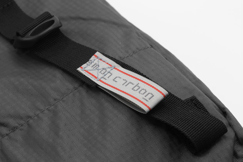 "18FW ""SYSTEM ON CARBON"" TACTICAL WAIST PACK"