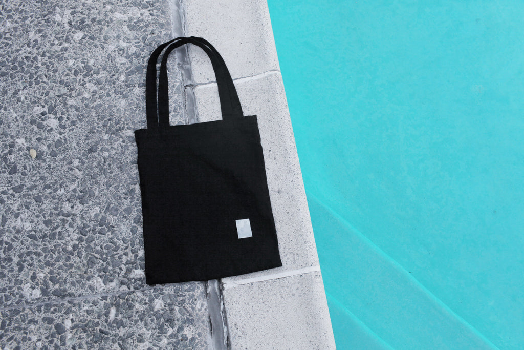 "15SS ""NOT A HUMAN""  SAINT PATCH TOTE"