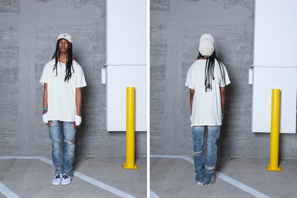 "16SS ""ICE COLD"" BASIC LONG TEE"