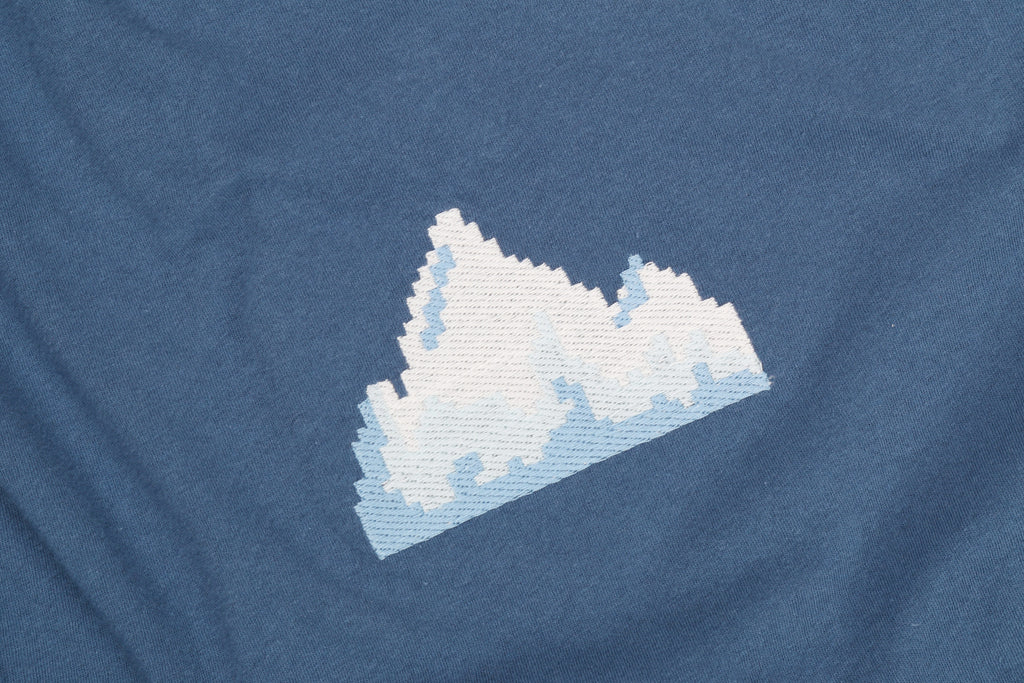 "16SS ""ICE COLD"" 8-BITS TEE"