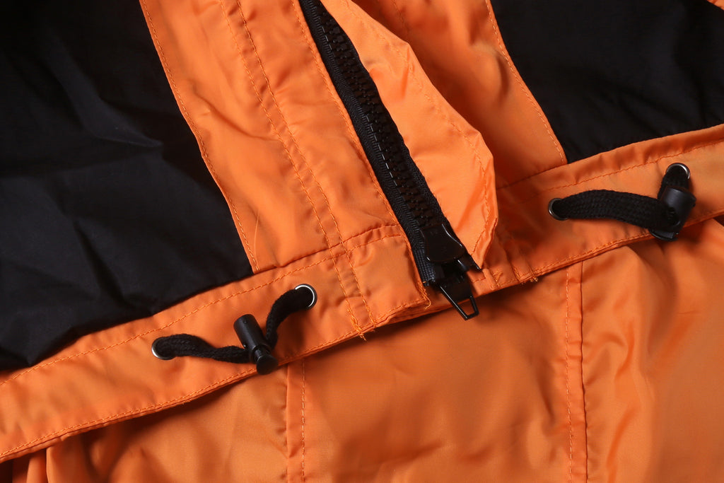 "16FW ""NO CHILL"" ORANGE CONSTRUCTION JACKET"