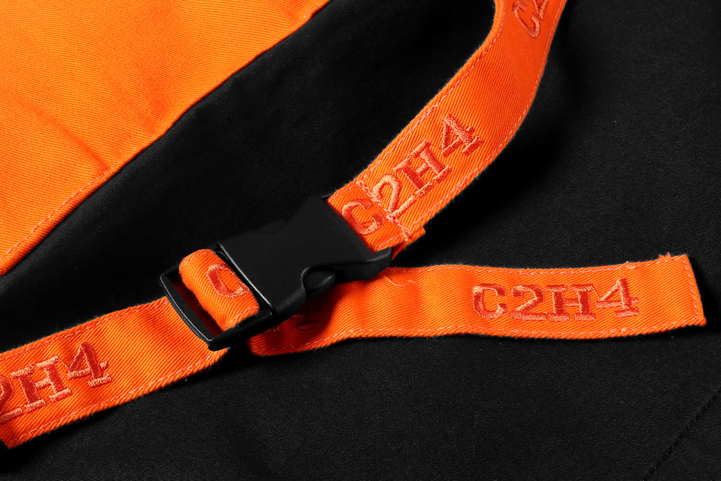 "16FW ""NO CHILL"" BELT POCKET PULLOVER"
