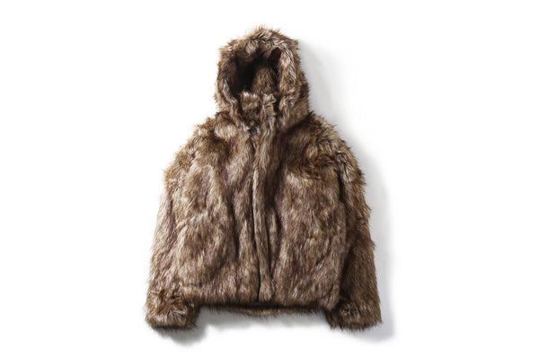 "16FW ""NO CHILL"" FUR JACKET"