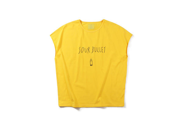 "17SS ""SOUR BULLET"" SOUR BULLET MUSCLE TEE"