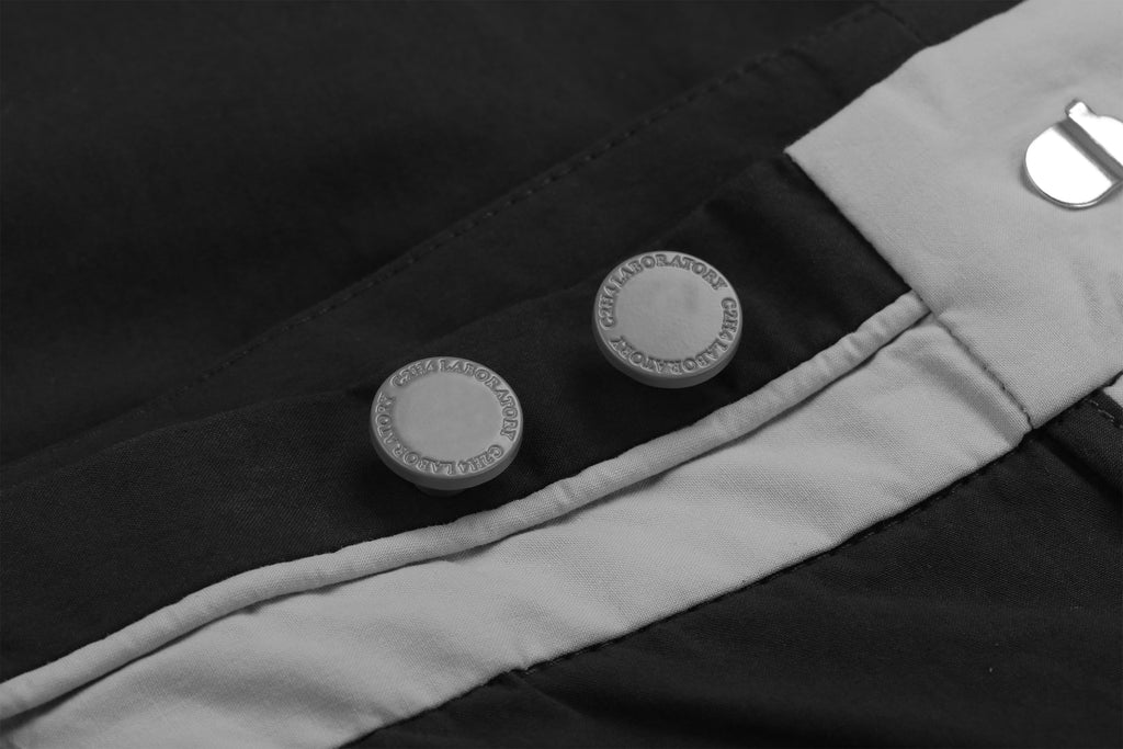 "18FW ""SYSTEM ON CARBON"" INSIDE OUT TAILOR PANTS"