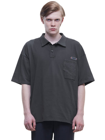 """FM-2030"" SD Card Pocket Polo Shirt"