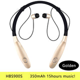 Bluetooth Earphone Wireless Headphones Running Sports Bass Sound Cordless Ear phone With Microphone For Iphone Xiaomi Earbuds