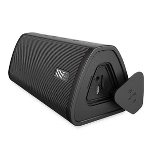 MIFA Red-Graffiti Bluetooth Speaker Built-in Microphone Stereo Rock Sound