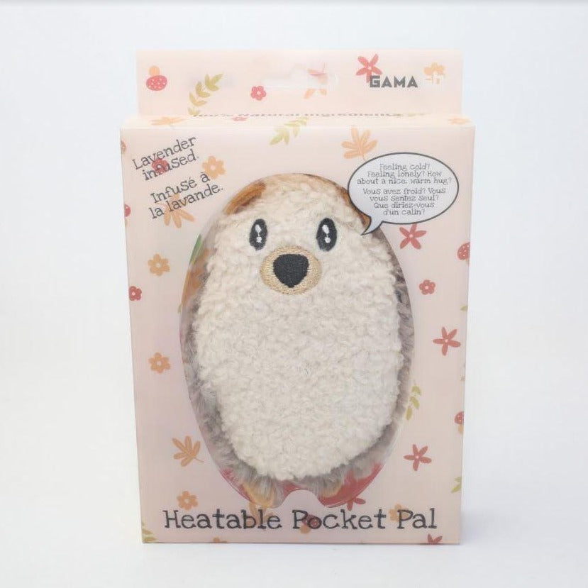Hedgehog Pocket Pal