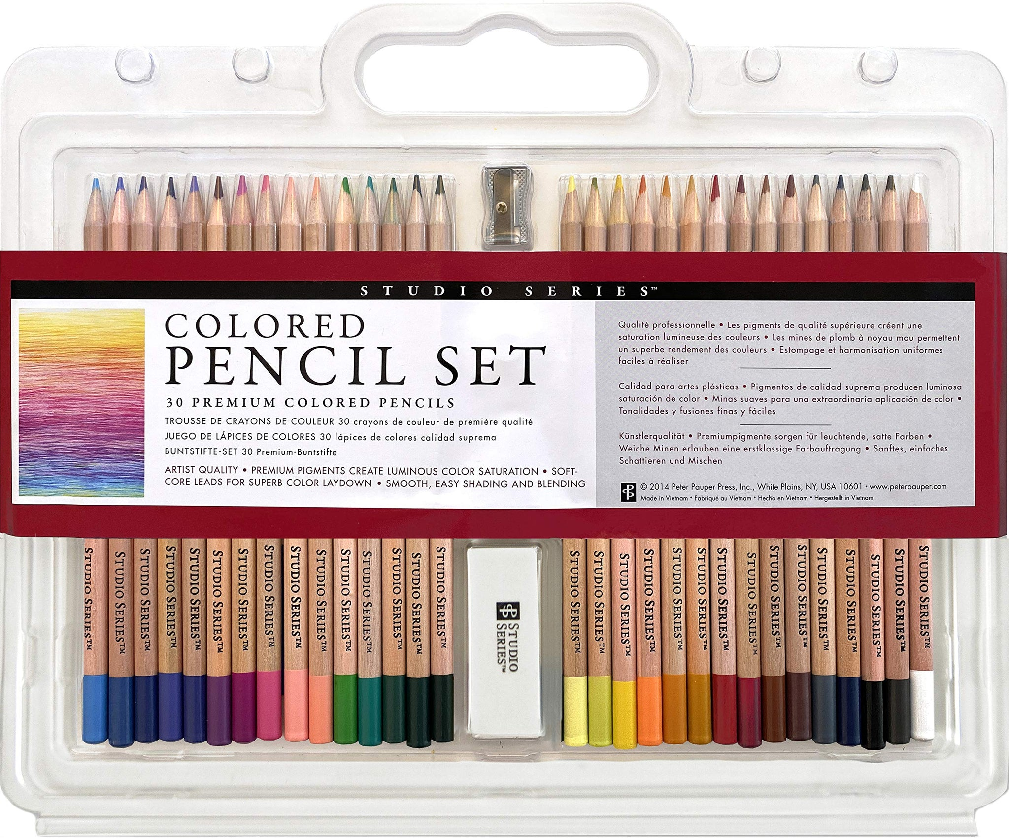 Studio Series Color Pencil Set