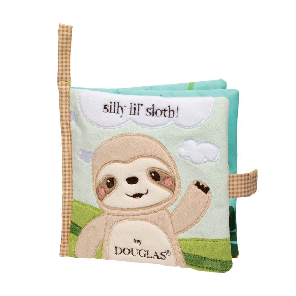 Soft Sloth Activity Book